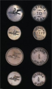 griquatown coins set