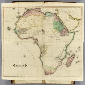 Lizars Africa 1831