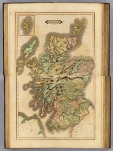 Lizars Scot 1831