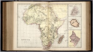 Blackie Africa 1882