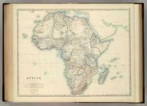 Johnston Africa 1893